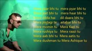 Mast Kalandar Full Song With Lyrics - Yo Yo Honey Singh - Mika Singh