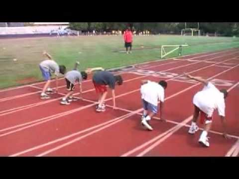 Speed training youth with Corey Nelson pt. 7