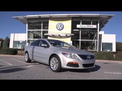 2011 Volkswagen CC-Greenville SC-Steve White VW