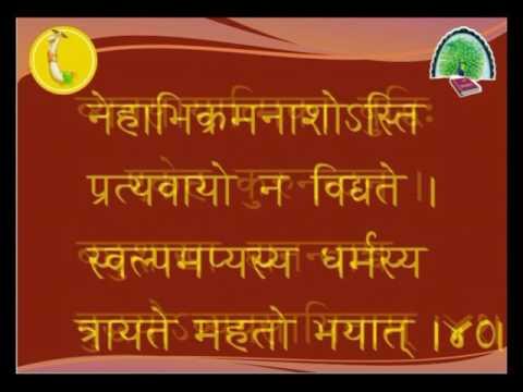 Bhagvad Gita - Chapter 2