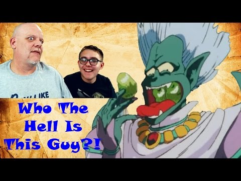 "REACTION TIME | DBZ Abridged Movie ""Dead Zone"" - Who The Hell Is This Guy?!"