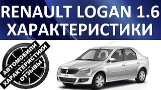 видео Технические характеристики Renault / Рено