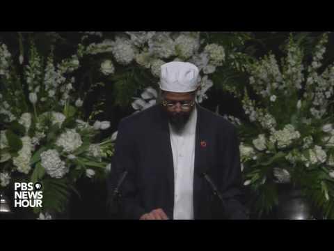 Watch Muhammad Ali memorial service