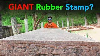 World's Largest Stone Tablet Reveals Advanced Ancient Technology - Gal Potha, Sri Lanka