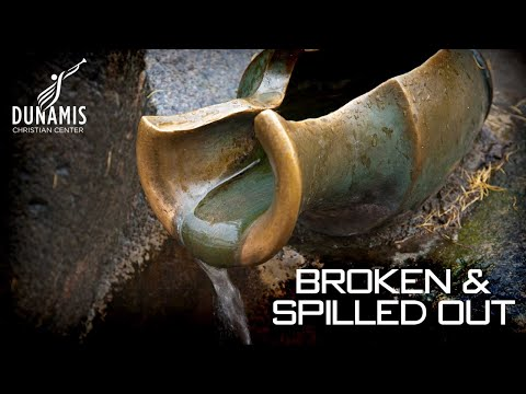 Broken And Spilled Out With Pastor J.E Charles    Mark 14:3, Psalms 34:17-18,