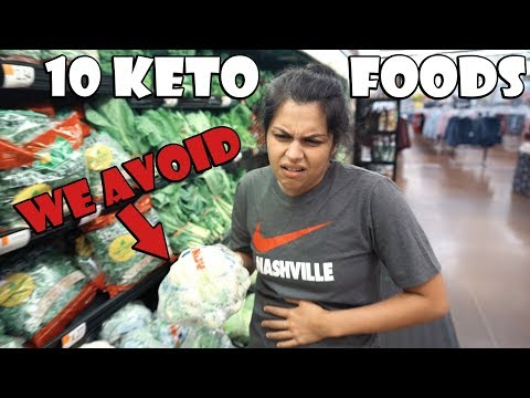 10-keto-foods-we-avoid-eating