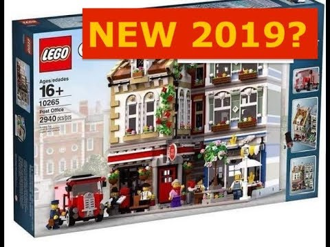 is this new 2019 lego creator expert modular building. Black Bedroom Furniture Sets. Home Design Ideas
