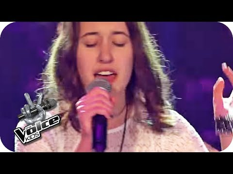 Of Monsters and Men - Little Talks (Camilla) | The Voice Kids 2017 | Sing Offs | SAT.1
