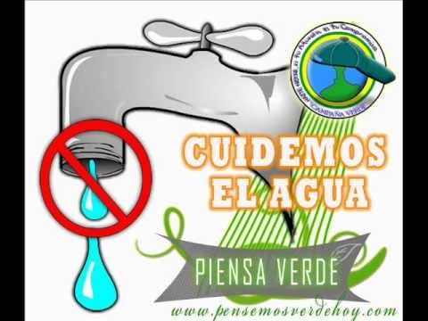 Tips para Cuidar el Agua - YouTube
