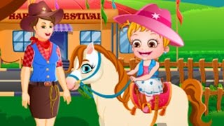 Baby Hazel Game Movie - Baby Hazel Harvest Festival - Dora the Explorer