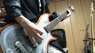 GLAY/生きがいのベースパート弾いてみました^^ Twitter ID @hiroki9_1...