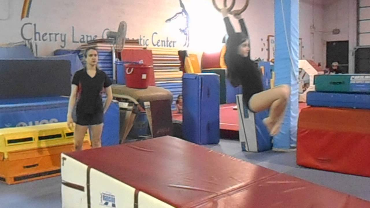 Iron Cross Gymnastics