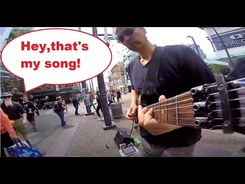 ZZ Top  La Grange   busking  Hottest guitar solo ever recorded!