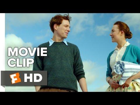 Brooklyn Movie CLIP - I'd Forgotten This (2015) - Saoirse Ronan, Domhnall Gleeson Movie HD