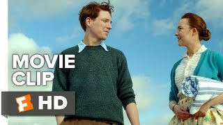 brooklyn movie clip   id forgotten this 2015   saoirse ronan domhnall gleeson movie hd