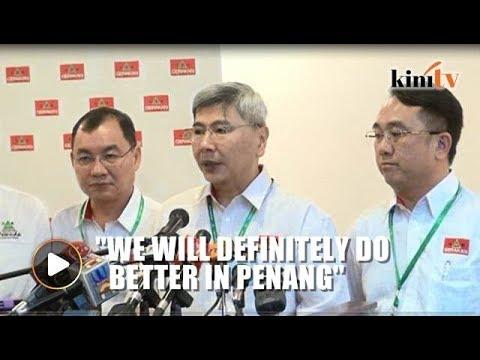 GE14: Gerakan confident of winning seats in Penang