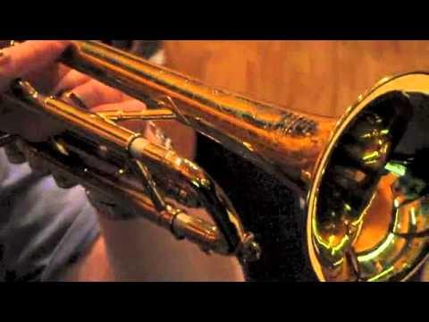 Selmer Paris Depose Grand Prix Vintage Trumpet