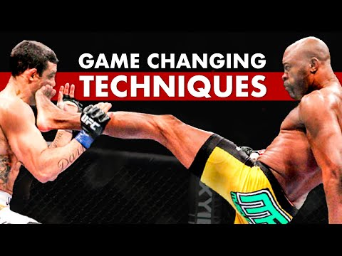 The 10 Most Evolutionary Techniques in MMA History