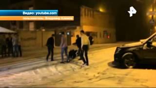 Бурная вечеринка в одном из ночных клубов Нижнего Новгорода закончилась массовой дракой