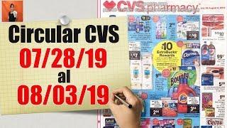 CVS Circular 28 de Julio al 03 de Agosto 2019 | Super Ofertas | Mis Cupones