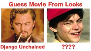 Can You Guess Leonardo DiCaprio Movies from a Single Screenshot?