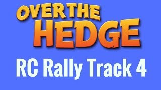 Over The Hedge - Mini-Game - RC Rally Track 4