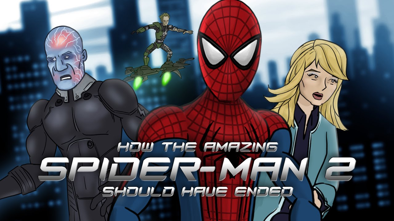 how the amazing spider-man 2 should have ended - youtube