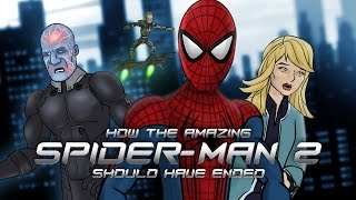 How The Amazing Spider-Man 2 Should Have Ended thumbnail