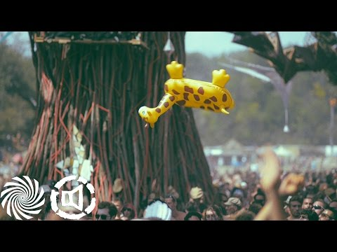 LOUD live @ Ozora Festival 2015 - Full Set...