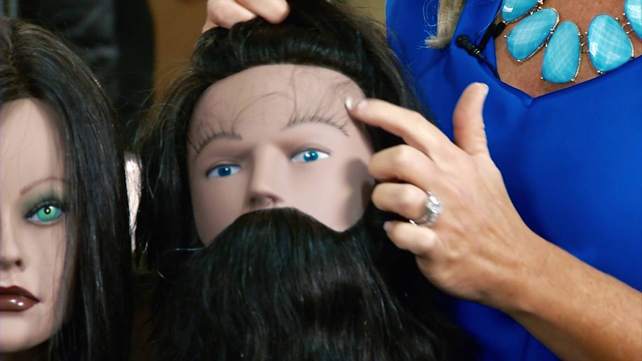Empire Beauty Schools Student Kit - Mannequins - YouTube
