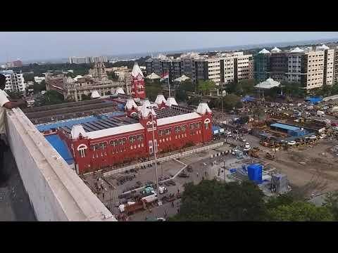 Chennai Central View' Chennai City