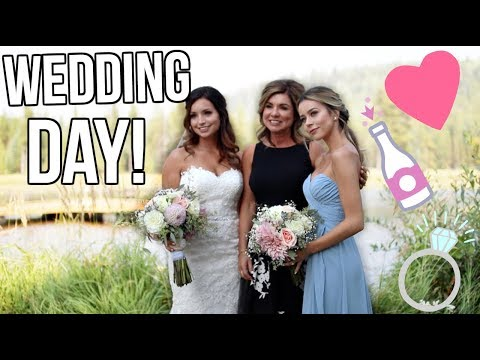 Download Youtube: GETTING READY FOR MY SISTERS WEDDING!