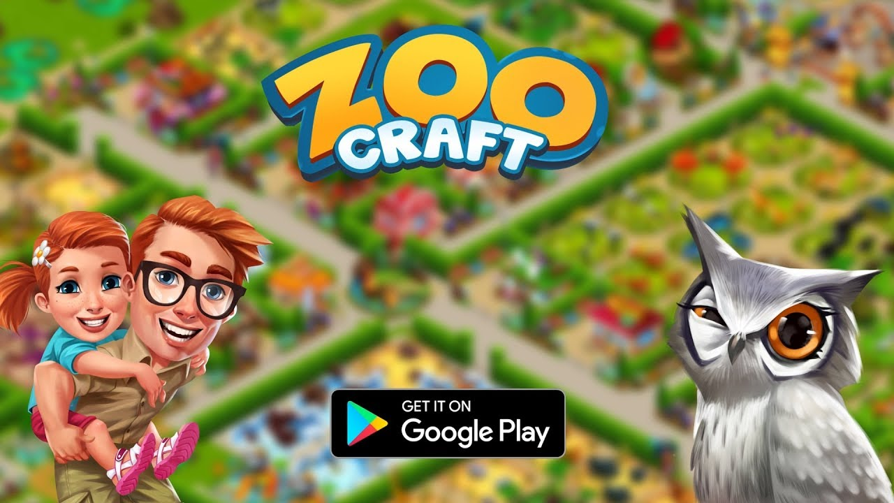 download zoo craft mod apk versi terbaru