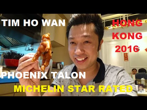 Tim Ho Wan Michelin Star Dim Sum Restaurant Hong Kong 2016