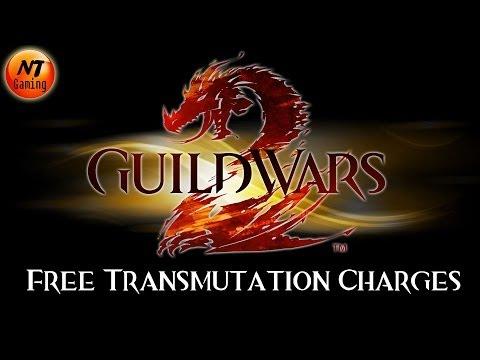 GW2: Free Transmutation Charges!