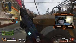Apex Legends Peacekeeper , un début de game incroyable ! FR PC Twitch-MappyTV