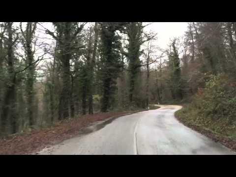 A December Miranda Bike Ride