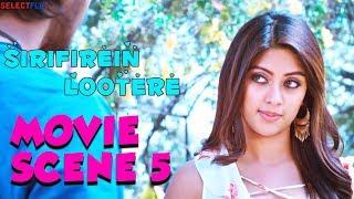 Movie Scene 5 - Sirfirein Lootere (Kittu Unnadu Jagratha) - Hindi Dubbed Movie | Raj Tarun