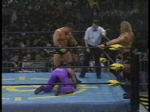 Disorderly Conduct vs. High Voltage [WCW 1998-03-14]