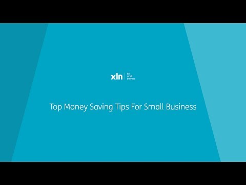 Top Money Saving Tips For Small Business