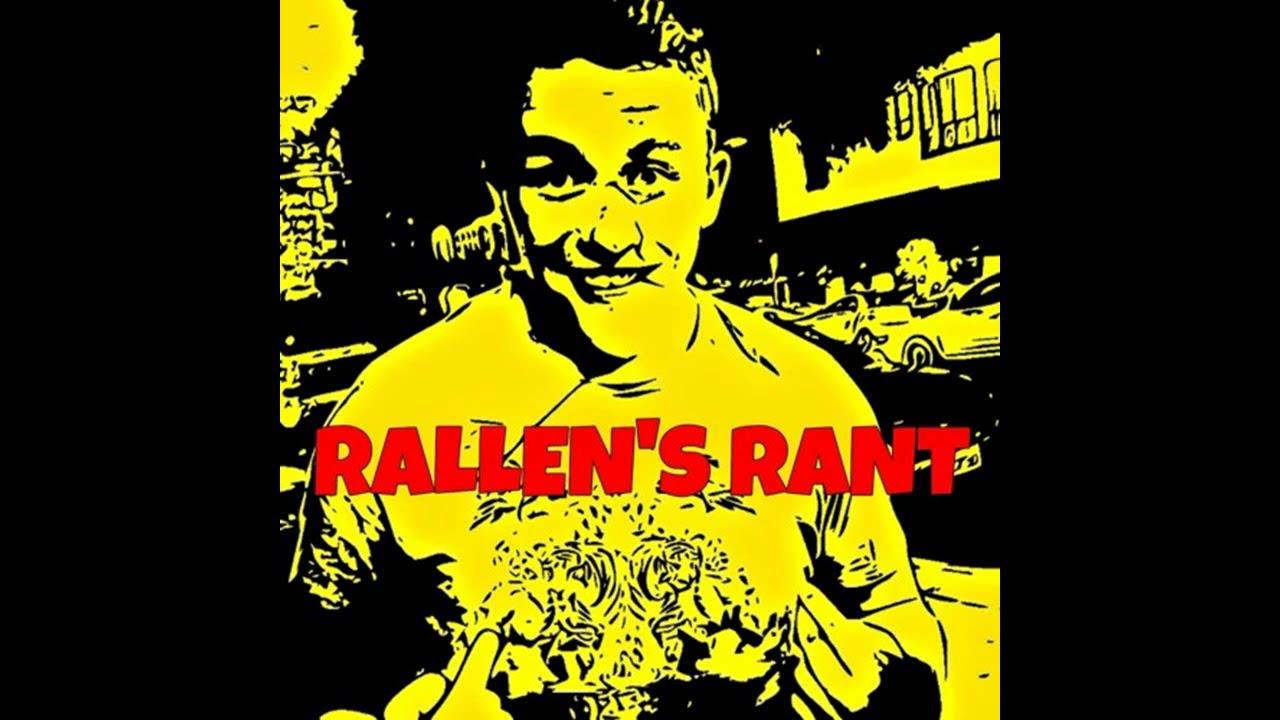 Rallen's Rant : David Rudolf - Episode 18