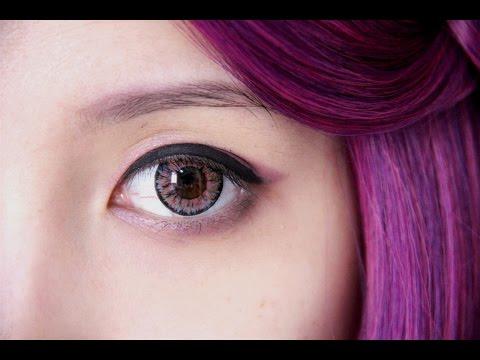REVIEW: circle lens barbie bella 4 tones