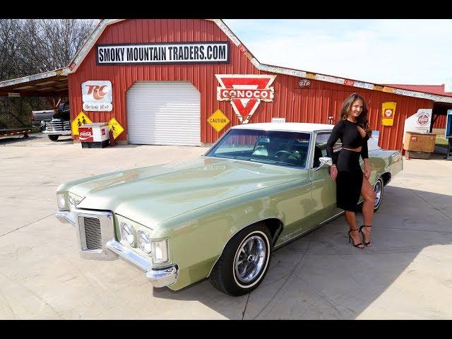 1969 Pontiac Grand Prix For Sale 2250561 Hemmings Motor News