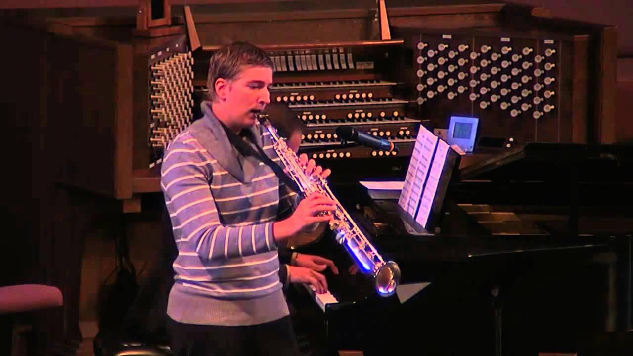 Sobre todo | Shannon Young - Saxofon Soprano