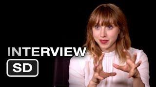 Ruby Sparks Interview - Zoe Kazan - HD Movie