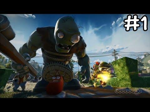 [Live Action] Plants vs Zombies: Garden Warfare 4/7/14