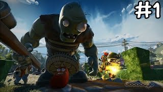 [live Action] Plants Vs Zombies: Garden Warfare 4/7/14