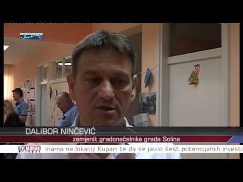 DODJELA ZAHVALNICE POLICAJKA PRIJATELJICA ZAJEDNICE U SOLINU TVJ 25092014