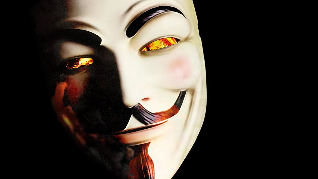 Guy Fawkes V For Vendetta 1680x1050 Wallpaper Art HD GUY FAWKES The Behind Mask