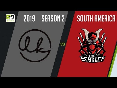 Lowkey Esports vs Team Scarlet vod